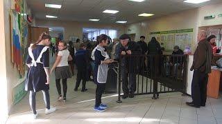 UTV. Перед последним звонком все школы Уфы проверят кинологи с собаками