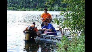 Спустя сутки поисков на озере Теплом в Уфе нашли тело утонувшего подростка