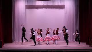 Башкирский танец Башкортостан - голбостан