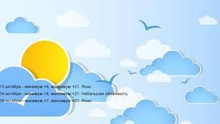 Погода в Агидели 13, 14, 15 октября 2019. На завтра, день, неделю