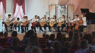 UTV. Проект Дети — детям музыка наших сердец добрался до Нефтекамска