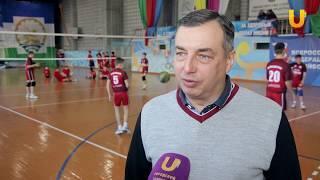 Новости UTV. Первенство России по волейболу