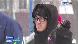В поселке Лежнево готовятся к открытию сезона уличного хоккея