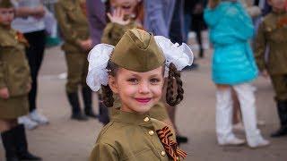 Тальяночка, 9 мая, Площадь Советов, г. Кумертау (Radius MEDIA prod)