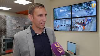 UTV. Уфимские дворы оснащают камерами видеонаблюдения