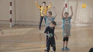 Новости UTV. В Стерлитамаке пройдут соревнования по гандболу