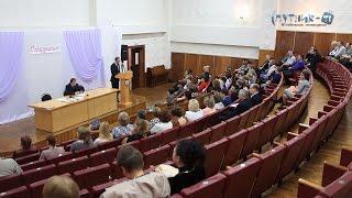 Новости от Спутник-ТВ, про совещание работников культуры Белебеевского района