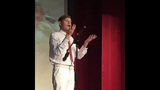 Глухонемой житель Стерлитамака выступил с песней| Ufa1.RU