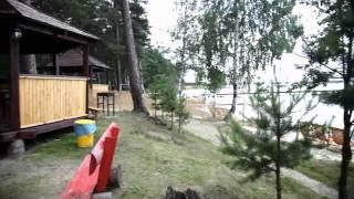 Пляжи и базы отдыха на озере Балтым
