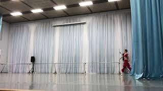 Шевела Мария, БХК, 29.09.2018