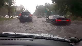 Наводнение Горького Благовещенск