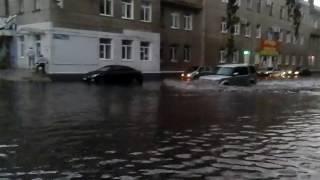 Башкирию затопило