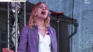 Концерт и салют завершили День Победы в Бирске