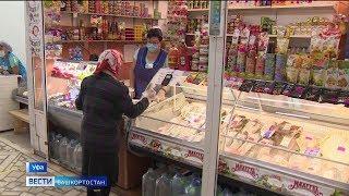 В Башкирии продолжаются рейды по соблюдению масочного режима: на особом контроле рынки и ТЦ