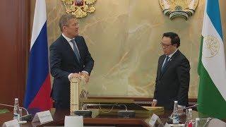 UTV. Какими башкирскими богатствами Радий Хабиров готов делиться с Вьетнамом
