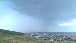 И снова дождь мимо города Баймак