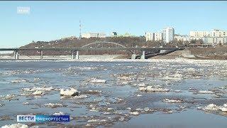 Паводок в Башкирии может начаться раньше обычного