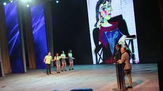 Уфа КВН 23 февраля 2020 полуфинал юниорской лиги Музыкальный номер Новая школа Стерлитамак