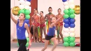 В Уфе прошел открытый чемпионат республики Башкортостан по художественной гимнастике