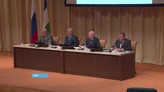 В Башкортостане подвели итоги экономического развития за первое полугодие