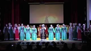 Новобелокатай.  Концерт Посвящённый 100 летию Республики Башкортостан (05.04.2019)
