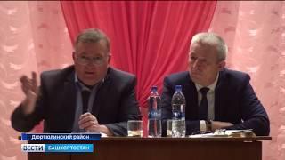 На сходе граждан в Дюртюлинском районе обсудили проблему нелегального алкоголя