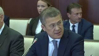 Визит делегации Республики Молдова в Ишимбайский район