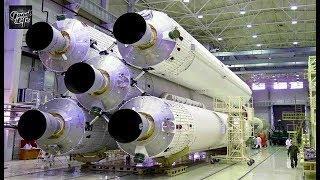 Почему Роскосмос «Сливает» Проект Ракеты «Ангара» | Новости Мира