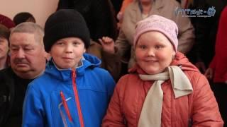 Новости от Спутник-ТВ, про ремонт в СДК села Малиновка