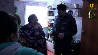 UTV. В Башкирии семьи с новорожденными детьми получат пожарные извещатели