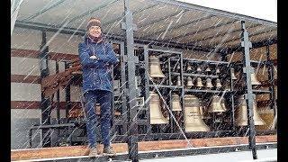 My trip to Yekaterinburg with Belgorod Carillon / Моё путешествие в Екатеринбург с карильоном!