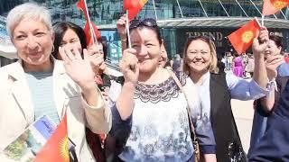 Кыргызстан Global Trend Company, Нано бальзам в Кыргызстане