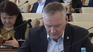Сегодня в Уфе прошло  совещание Правительства Башкирии