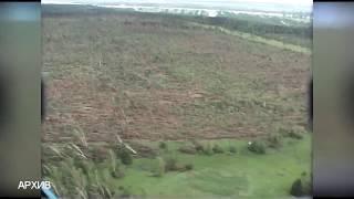 Ровно 10 лет назад по территории района прошел  ураган
