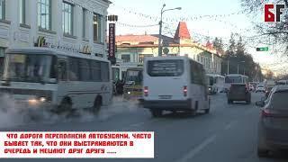 """Транспортный коллапс  в Уфе.  """"Гостинный двор"""""""