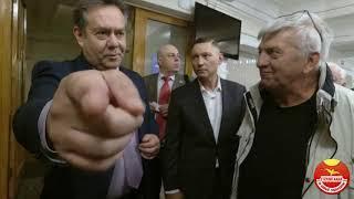 Встреча со сторонниками на I сьезде Движения За Новый Социализм Николая Николаевича Платошкина