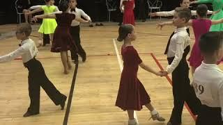 Танцевальный путь 2019. Г. Ишимбай. Категория дети 2+1