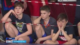 В Башкирии впервые прошло первенство по греко-римской борьбе среди подростков