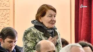 В д. Корнеевка прошёл сход граждан / Сатурн-ТВ Мелеуз