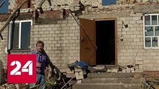 Ураган оставил без крыш деревню в Башкирии