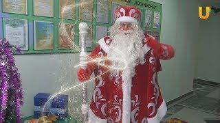 Новости Татышлинского района и Башкирии (парад Дедов Морозов, Афган, ППМИ)