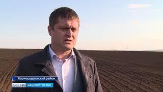 Радий Хабиров на Первомай ознакомился с работой сельхозпредприятий