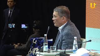 """UTV. Радий Хабиров: """"Ограничение времени продажи алкоголя проблему пьянства не решит"""""""