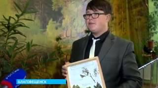 """""""Вести Башкортостан"""",в школе города Благовещенска появился собственный музей леса"""