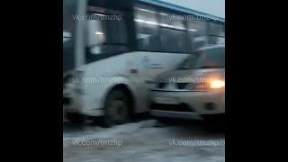 Авария с автобусом в Башкирии | Ufa1.RU