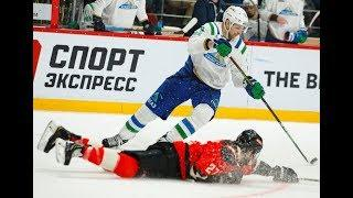 Салават Юлаев Авангард история противостояний в плей-офф КХЛ