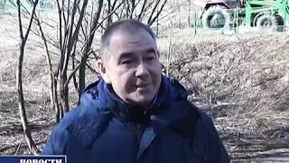 """Благоустройство родника """"Сынташ"""""""