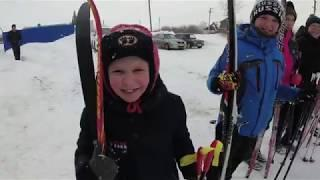 Лыжная гонка в с. Нордовке