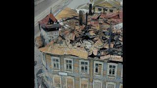 Усадьба Бухартовских после пожара | Ufa1.RU