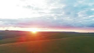 Закат в Башкирии